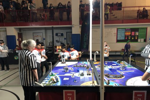 Code Hero Academy FLL Team
